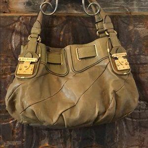 Juicy Couture Olive Green Handbag
